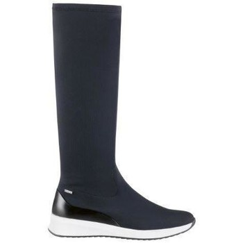 Sko Dame Chikke støvler Högl Hightec Schwarz Boots Sort
