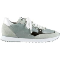 Sko Dame Lave sneakers Högl Athletic Green Grey Trainers Grön