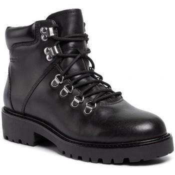 Sko Dame Høje støvletter Vagabond Shoemakers Kenova Black Booties Sort