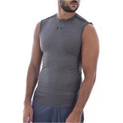 textil Herre Toppe / T-shirts uden ærmer Under Armour 1257469-090 Grå