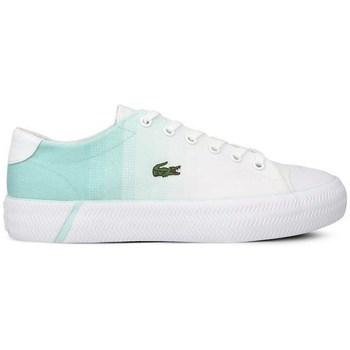 Sko Dame Lave sneakers Lacoste Gripshot 120 3 Cfa Hvid,Grøn