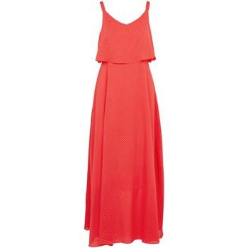 textil Dame Lange kjoler Molly Bracken T1202P20 Orange