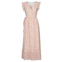 textil Dame Lange kjoler Betty London OULANE Pink
