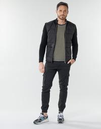 textil Herre Cargo bukser Jack & Jones JJIPAUL Sort