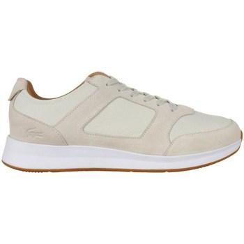 Sko Herre Lave sneakers Lacoste Joggeur Beige