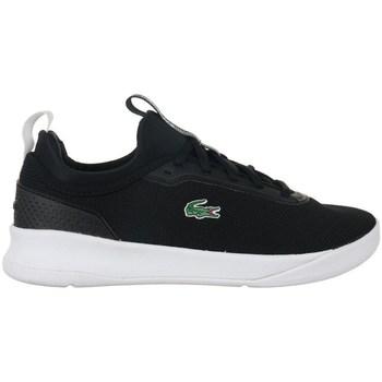 Sko Dame Lave sneakers Lacoste Spirit 20 Sort