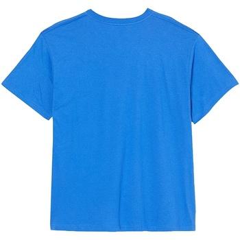 textil Herre T-shirts m. korte ærmer Stedman  Bright Royal