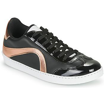 Sko Dame Lave sneakers André CALLISTA Sort