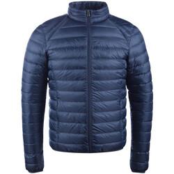 textil Herre Dynejakker JOTT Mat ml  basique Blå