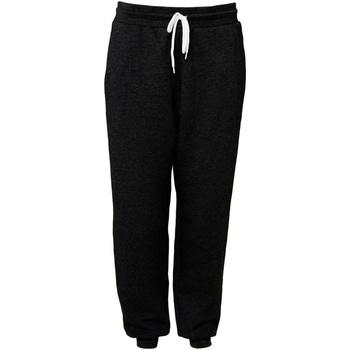 textil Træningsbukser Bella + Canvas CA3727 Black