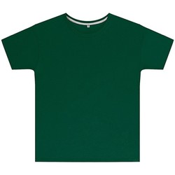 textil Børn T-shirts m. korte ærmer Sg SGTEEK Bottle Green