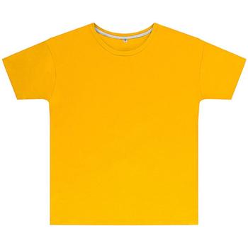 textil Børn T-shirts m. korte ærmer Sg SGTEEK Sunflower