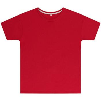textil Børn T-shirts m. korte ærmer Sg SGTEEK Red