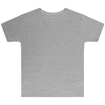 textil Børn T-shirts m. korte ærmer Sg SGTEEK Light Oxford Grey
