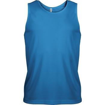 textil Herre Toppe / T-shirts uden ærmer Proact Débardeur  Sport bleu eau