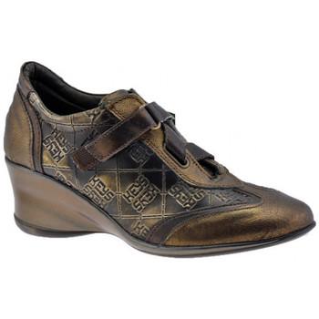 Sko Dame Højhælede sko Keys  Brun