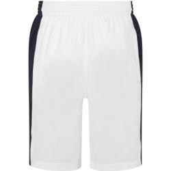 textil Herre Shorts Awdis JC089 Arctic White/French Navy