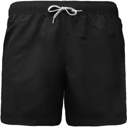textil Herre Shorts Proact Short de bain court noir