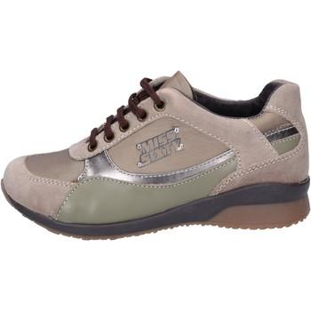 Sko Pige Sneakers Miss Sixty Sneakers BK179 Beige