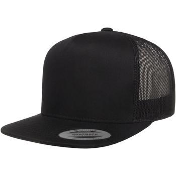 Accessories Kasketter Flexfit F6006 Black