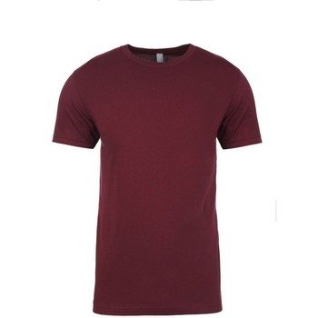 textil T-shirts m. korte ærmer Next Level NX3600 Maroon