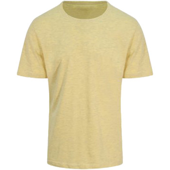 textil Herre T-shirts m. korte ærmer Awdis JT032 Surf Yellow