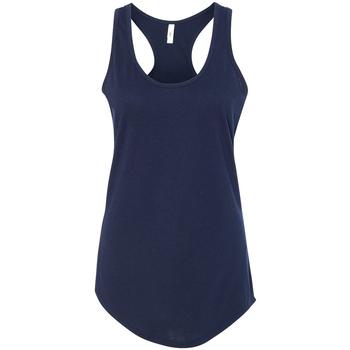 textil Dame Toppe / T-shirts uden ærmer Next Level NX1533 Midnight Navy