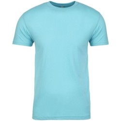 textil T-shirts m. korte ærmer Next Level NX3600 Tahiti Blue