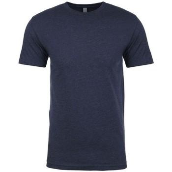 textil Herre T-shirts m. korte ærmer Next Level NX6210 Midnight Navy