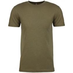 textil Herre T-shirts m. korte ærmer Next Level NX6210 Military Green