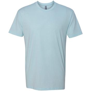 textil Herre T-shirts m. korte ærmer Next Level NX6210 Ice Blue