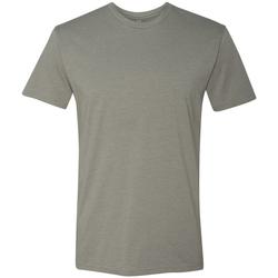 textil Herre T-shirts m. korte ærmer Next Level NX6210 Stone Grey