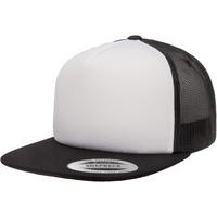 Accessories Kasketter Flexfit F6005FW Black/White/Black