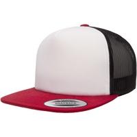 Accessories Kasketter Flexfit F6005FW Red/White/Black