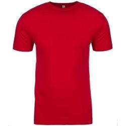 textil T-shirts m. korte ærmer Next Level NX3600 Red