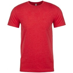 textil Herre T-shirts m. korte ærmer Next Level NX6210 Red