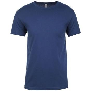 textil T-shirts m. korte ærmer Next Level NX3600 Cool Blue