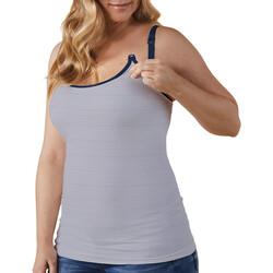 textil Dame Toppe / T-shirts uden ærmer Bravado 31007 BA FDST Hvid