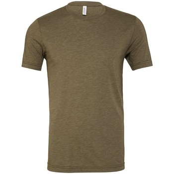 textil T-shirts m. korte ærmer Bella + Canvas CV3413 Military Green