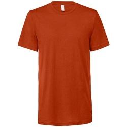 textil T-shirts m. korte ærmer Bella + Canvas CV3413 Brick Triblend