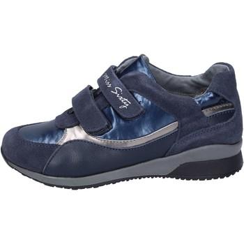 Sko Pige Sneakers Miss Sixty Sneakers BK181 Blå