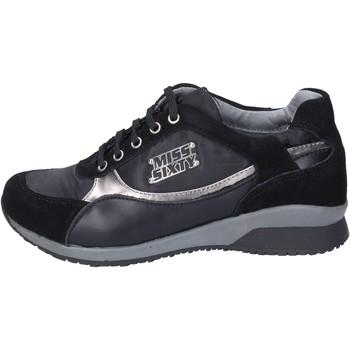 Sko Pige Sneakers Miss Sixty Sneakers BK182 Sort