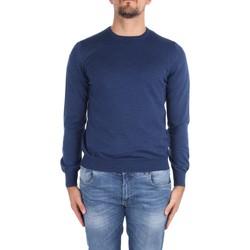 textil Herre Pullovere La Fileria 14290 55167 Blue
