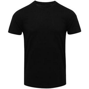 textil Herre T-shirts m. korte ærmer Awdis JT001 Solid Black