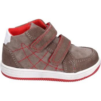 Sko Dreng Høje sneakers Didiblu BK202 Brun