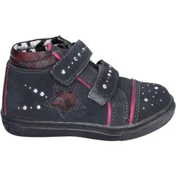 Sko Pige Høje sneakers Didiblu BK203 Grå