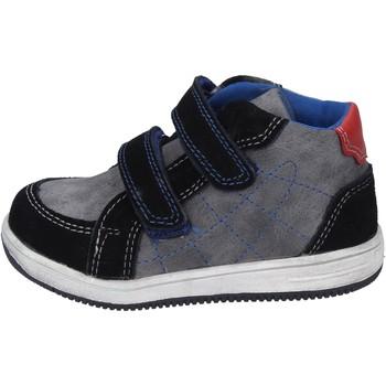 Sko Dreng Sneakers Didiblu BK204 Sort