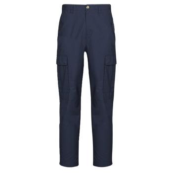 textil Herre Cargo bukser Aigle BESTICOL Marineblå