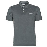 textil Herre Polo-t-shirts m. korte ærmer Columbia NELSON POINT POLO Grå