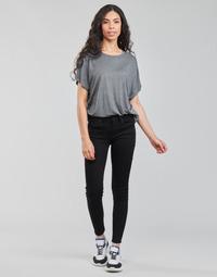 textil Dame Jeans - skinny G-Star Raw ARC 3D MID SKINNY Sort